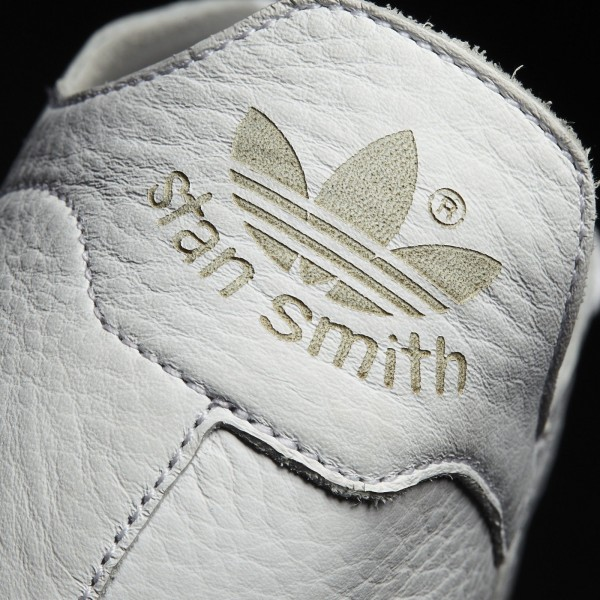 adidas Originals Stan Smith Leather Sock (BZ0230) - Footwear blanc/Footwear blanc/Footwear blanc -Unisex