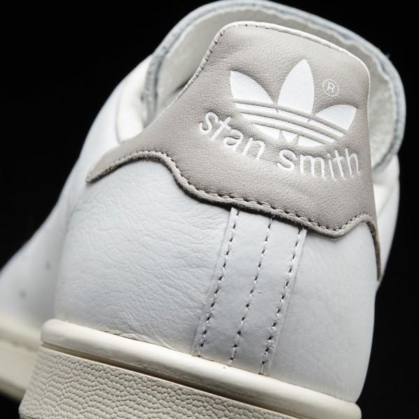 adidas Originals Stan Smith (S75075) - Footwear blanc/Clear Granite -Unisex