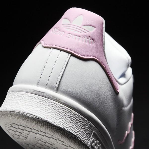 adidas Femme Originals Stan Smith (BZ0401) - Footwear blanc/Footwear blanc/Wonder Rose