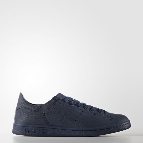 adidas Homme Originals Stan Smith Leather Sock (BZ...