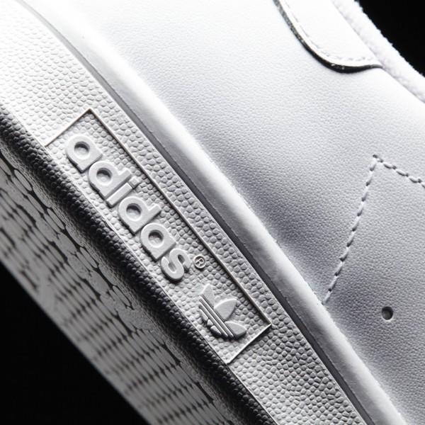 adidas Originals Stan Smith (S75188) - Footwear blanc/or Metallic -Unisex