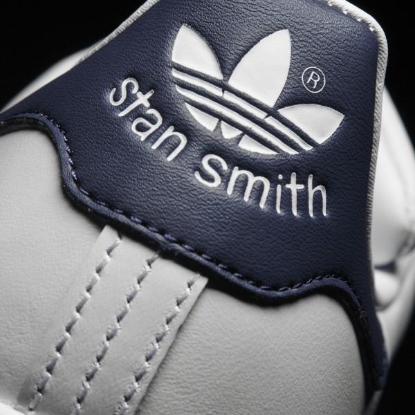 adidas Femme Originals Stan Smith (BZ0402) - Footwear blanc/Footwear blanc/Trace Bleu