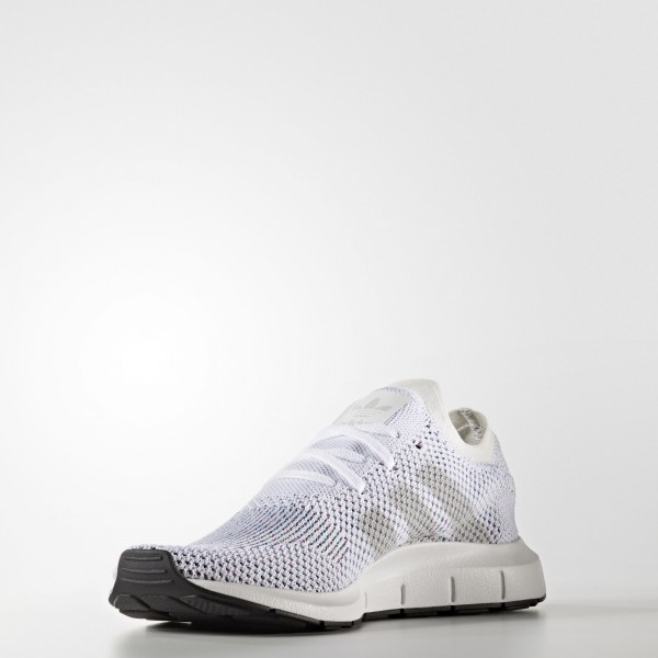 adidas Originals Swift Run Primeknit (CG4126) - Footwear blanc/gris One /Core Noir -Unisex