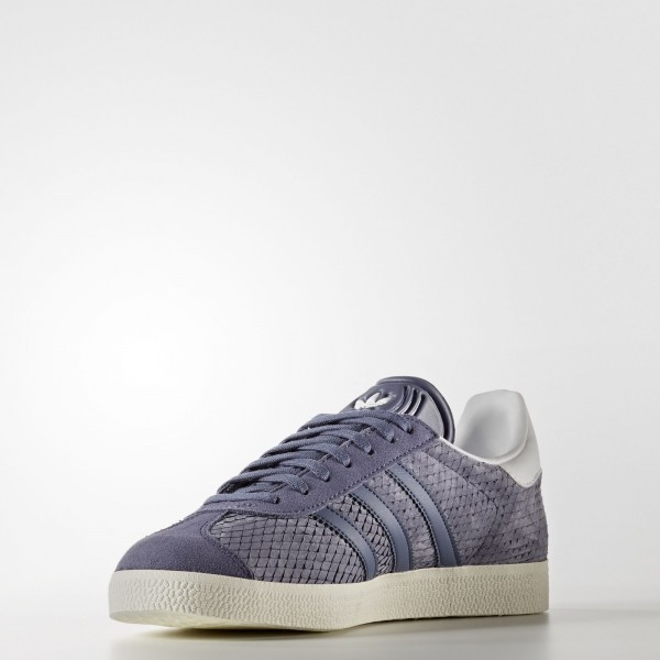 adidas Femme Originals Gazelle (BB5173) - Super Violet/Off blanc