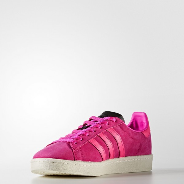adidas Originals Campus (BB0081) - Shock Rose/Core Noir -Unisex