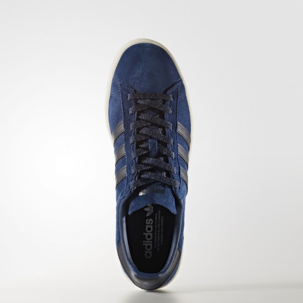 adidas Homme Originals Campus (BB0087) - Mystery Bleu/Night Navy/Chalk blanc