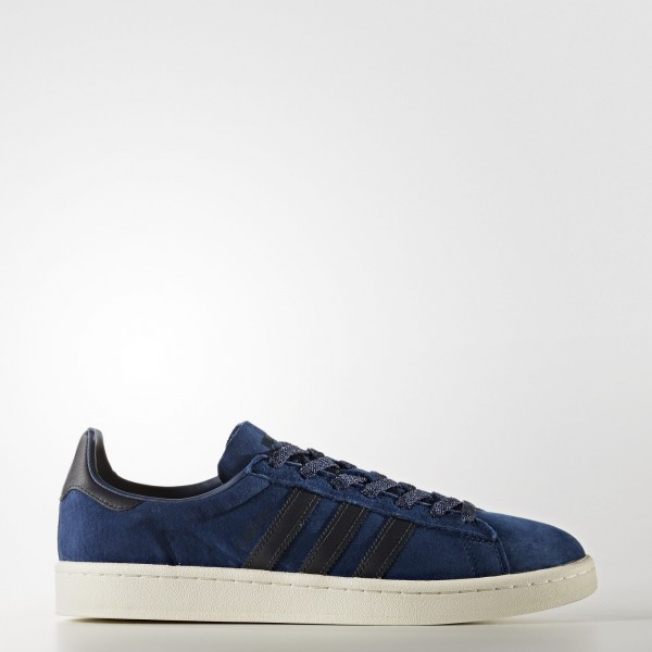 adidas Homme Originals Campus (BB0087) - Mystery Bleu/Night Navy/Chalk blanc