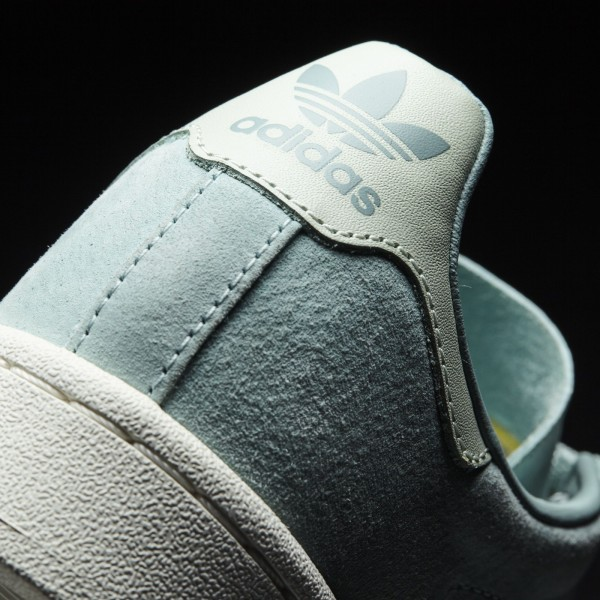 adidas Femme Originals Campus (BY2945) - Tactile vert/Linen vert/Chalk blanc