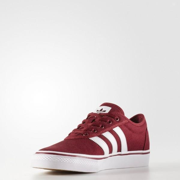 adidas Homme Originals adiease (BY4033) - Collegiate Burgundy/Footwear blanc/Collegiate Burgundy