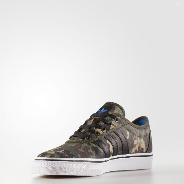 adidas Homme Originals adiease (BY4034) - Night Cargo /Core Noir/Footwear blanc