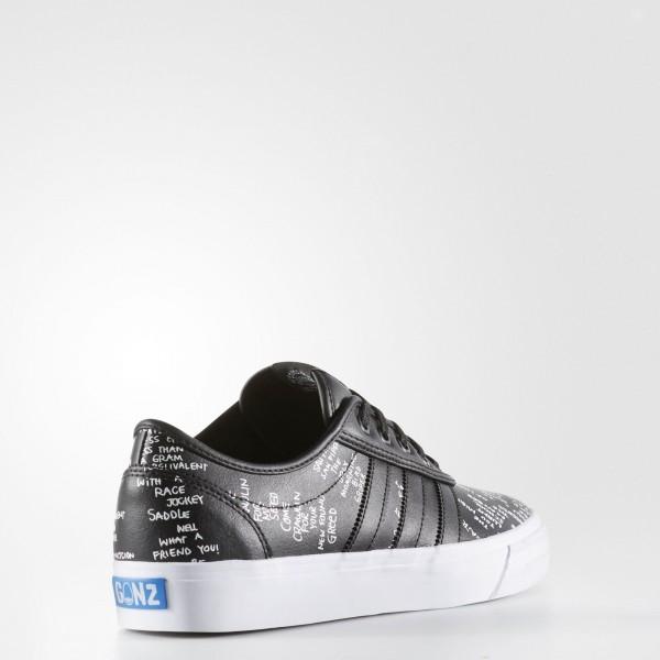 adidas Homme Originals adiease Classified (BB8491) - Core Noir/Footwear blanc/Bleubird