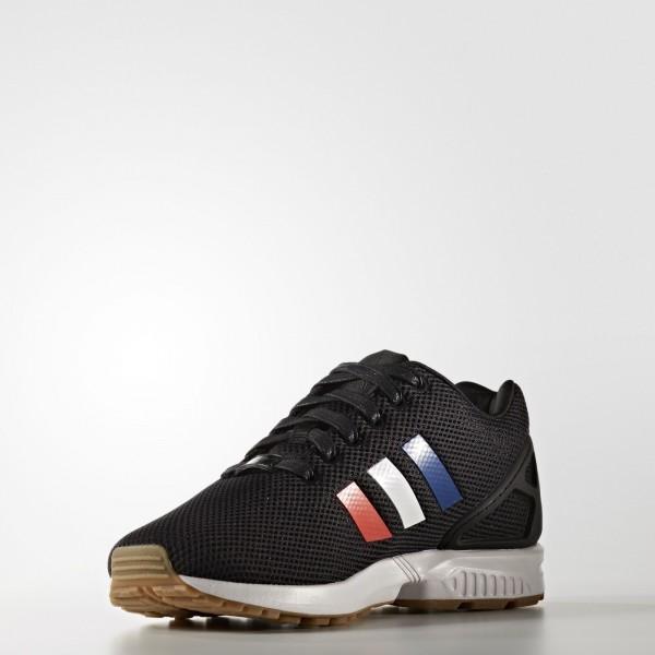 adidas Originals ZX Flux (BB2767) - Core Noir/Footwear blanc/Core rouge -Unisex