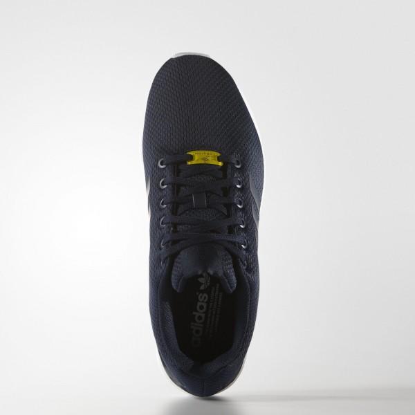adidas Originals ZX Flux (M19841) - Dark Bleu/Core blanc -Unisex