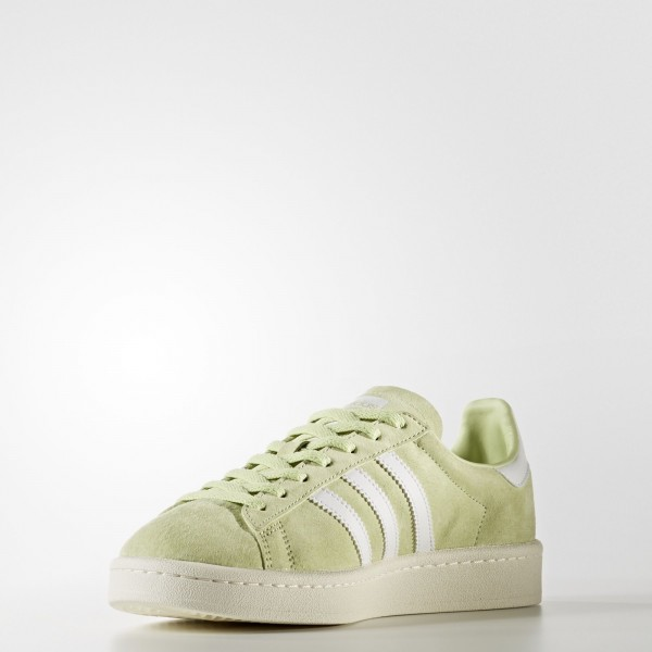 adidas Femme Originals Campus (BY9849) - Halo /Footwear blanc/Chalk blanc