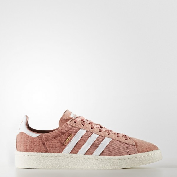 adidas Femme Originals Campus (BY9841) - Raw Rose ...