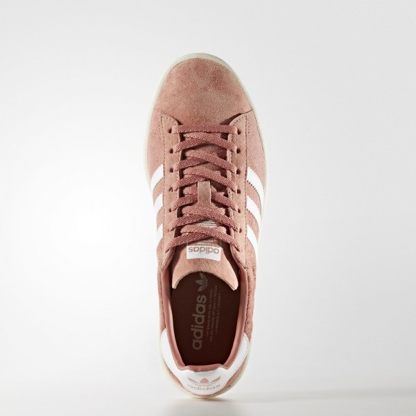 adidas Femme Originals Campus (BY9841) - Raw Rose /Footwear blanc/Chalk blanc