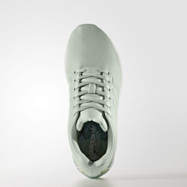 adidas Femme Originals ZX Flux (BB2269) - Linen vert/Footwear blanc