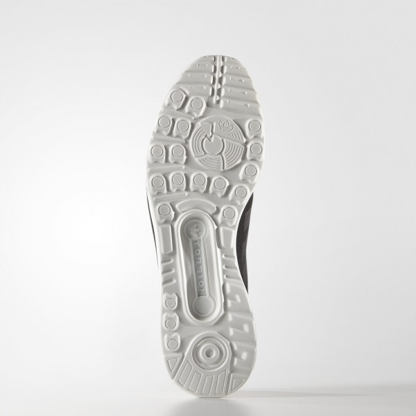 adidas Femme Originals ZX Flux ADV Smooth (S78962) - Core Noir/Copper Metallic/Core blanc
