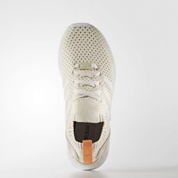 adidas Femme Originals ZX Flux (BA7141) - Chalk blanc/Clear Granite