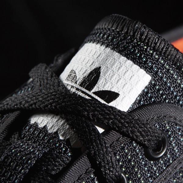 adidas Homme Originals adiease (BB8486) - Core Noir/Footwear blanc/Medium gris Heather Solid gris