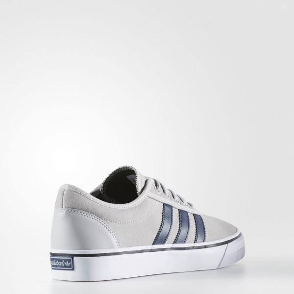 adidas Homme Originals adiease (BB8475) - Lgh Solid gris/Collegiate Navy/Footwear blanc
