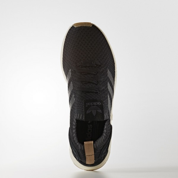 adidas Originals ZX Flux Primeknit (BA7371) - Core Noir/Gum -Unisex
