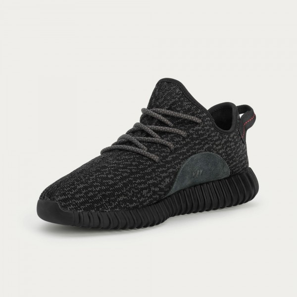 Adidas Originals Yeezy 350 Boost AQ2659 Pirate Noir/Pirate Noir-Pirate Noir