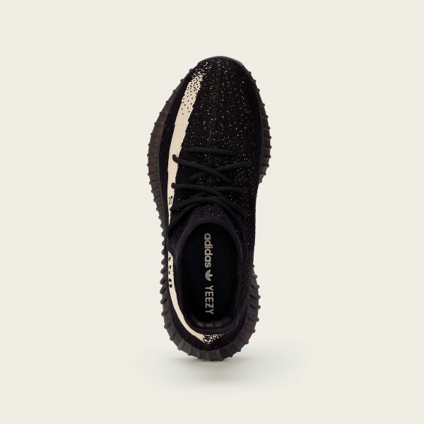 Adidas Yeezy SPLY-350 Boost sample  BY1604 Noir/blanc Stripe