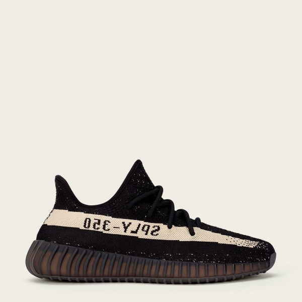 Adidas Yeezy SPLY-350 Boost sample  BY1604 Noir/bl...