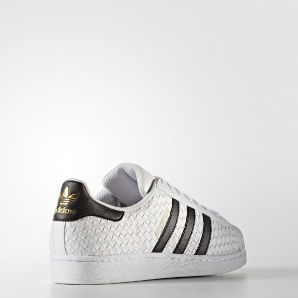 adidas Originals Superstar (BB1172) - Footwear blanc/Core Noir/or Foil -Unisex