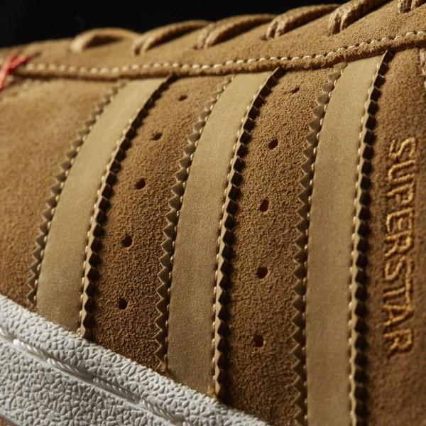 adidas Originals Superstar (B27574) - Mesa/Mesa/Off blanc -Unisex