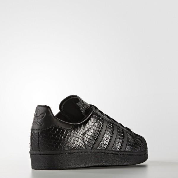adidas Femme Originals Superstar (S76147) - Core Noir/Core Noir/ blanc