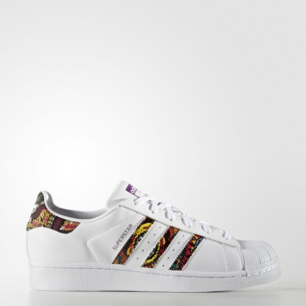 adidas Femme Originals Superstar (BB0686) - blanc/...