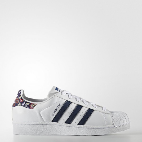 adidas Femme Originals Superstar (S80481) - blanc/...