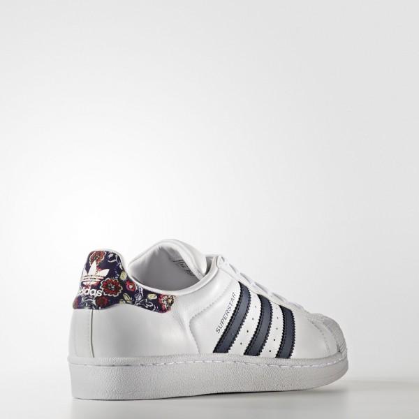 adidas Femme Originals Superstar (S80481) - blanc/St Dark Slate/ blanc