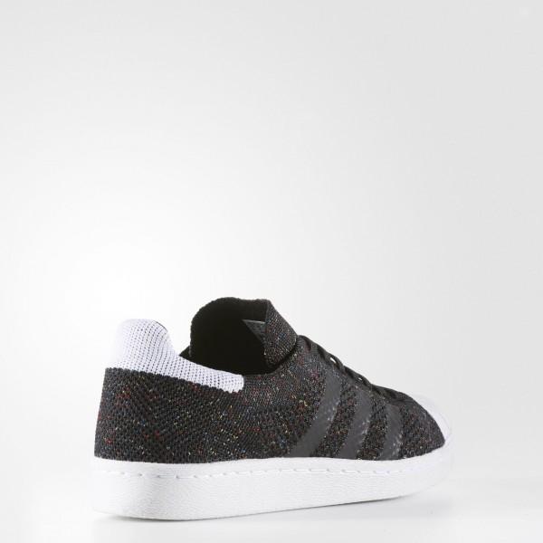 adidas Originals Superstar 80s Primeknit (S75844) - Core Noir/ blanc/ blanc -Unisex