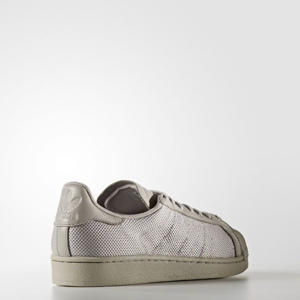 adidas Originals Superstar Triple (BB3696) - Clear Granite/Clear Granite/Clear Granite -Unisex