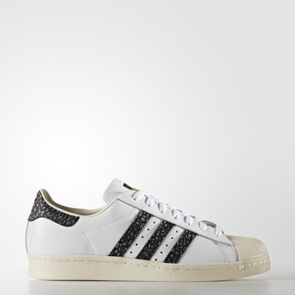 adidas Originals Superstar 80s (S75847) - blanc/Va...