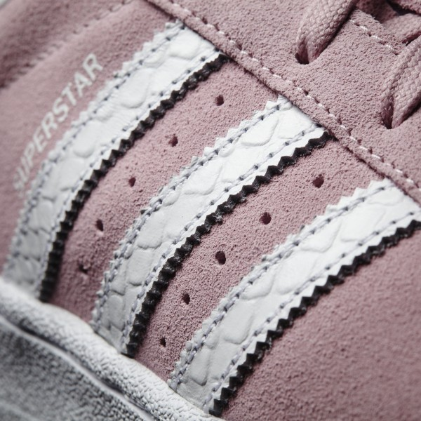 adidas Femme Originals Superstar (S76155) - blanc/Rose