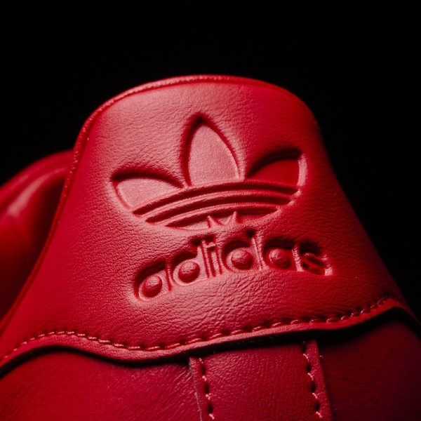 adidas Femme Originals Superstar (S76724) - Ray rouge/Ray rouge/Bold Bleu