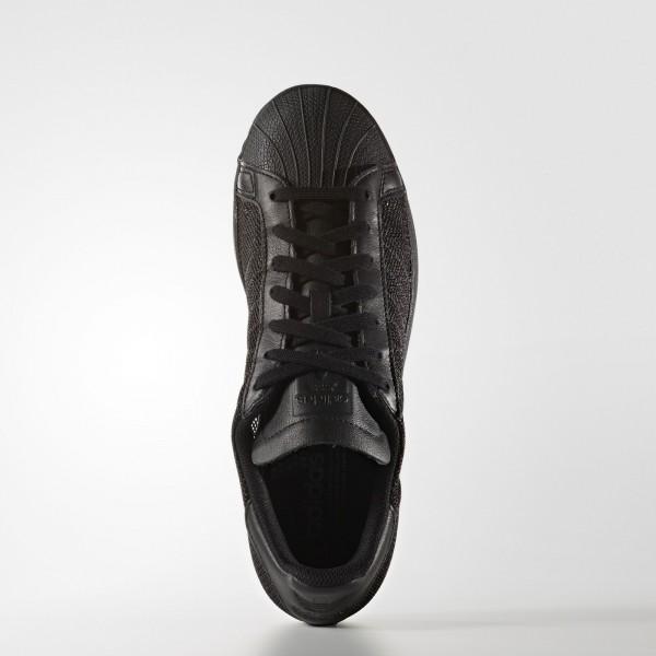 adidas Originals Superstar Triple (BB3694) - Core Noir/Core Noir/Core Noir -Unisex