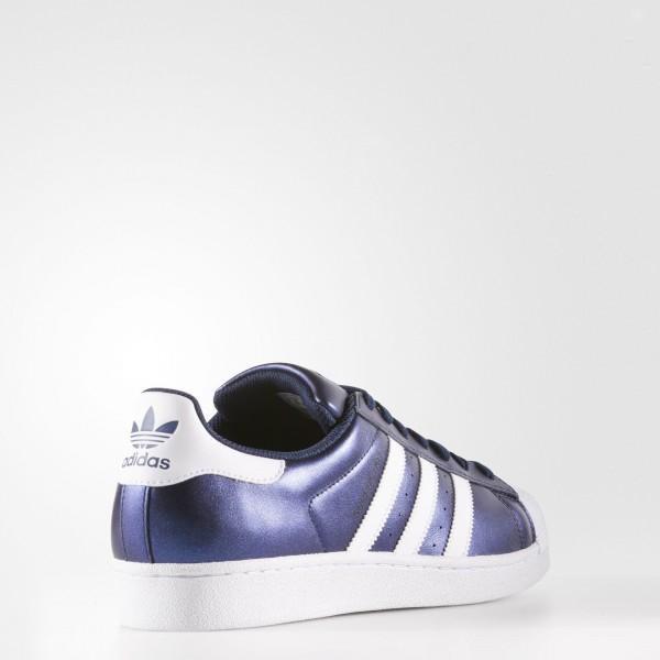 adidas Originals Superstar (S75875) - Bold Bleu/ blanc/ blanc -Unisex