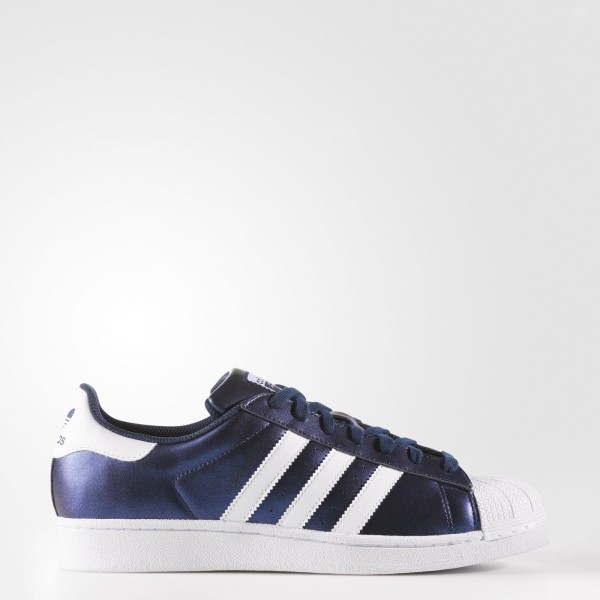 adidas Originals Superstar (S75875) - Bold Bleu/ b...