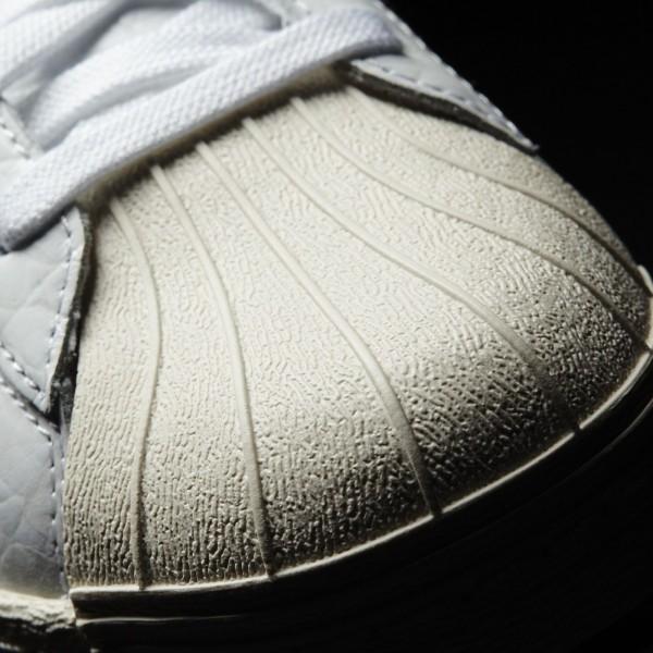 adidas Femme Originals Superstar 80s (S76416) - blanc/Core Noir/Off blanc