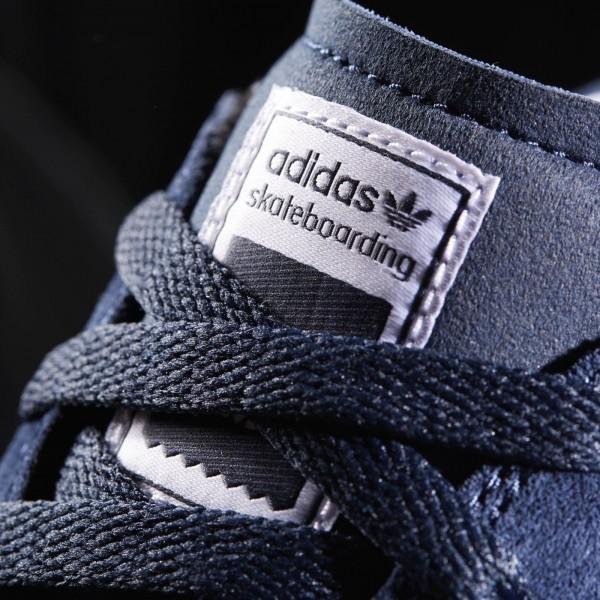 adidas Originals Superstar Vulc ADV (B27391) - Collegiate Navy/ blanc/Matte argent -Unisex