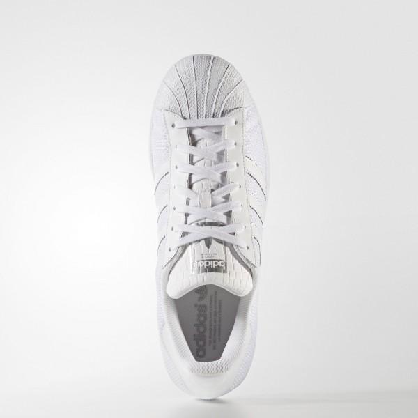 adidas Originals Superstar (S75962) - blanc/ blanc/ blanc -Unisex