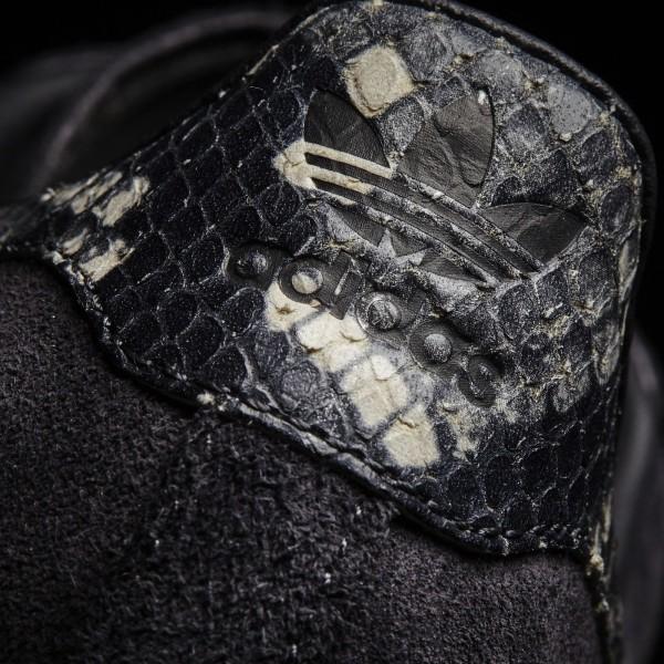 adidas Femme Originals Superstar 80s (S76417) - Utility Noir/Utility Noir/Off blanc