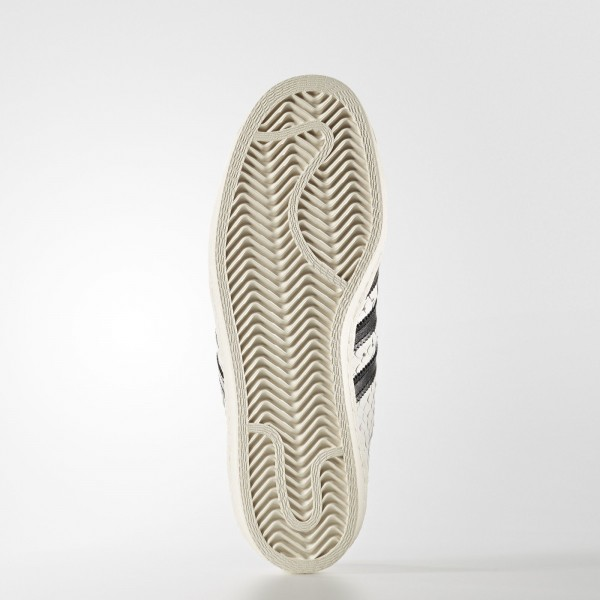 adidas Femme Originals Superstar 80s (S76414) - Crystal blanc/Raw Violet