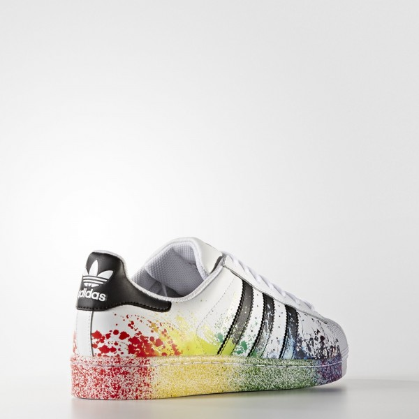 adidas Originals Superstar (D70351) - blanc/Core Noir/blanc -Unisex