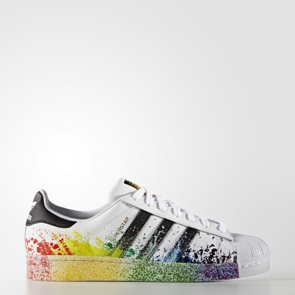 adidas Originals Superstar (D70351) - blanc/Core N...